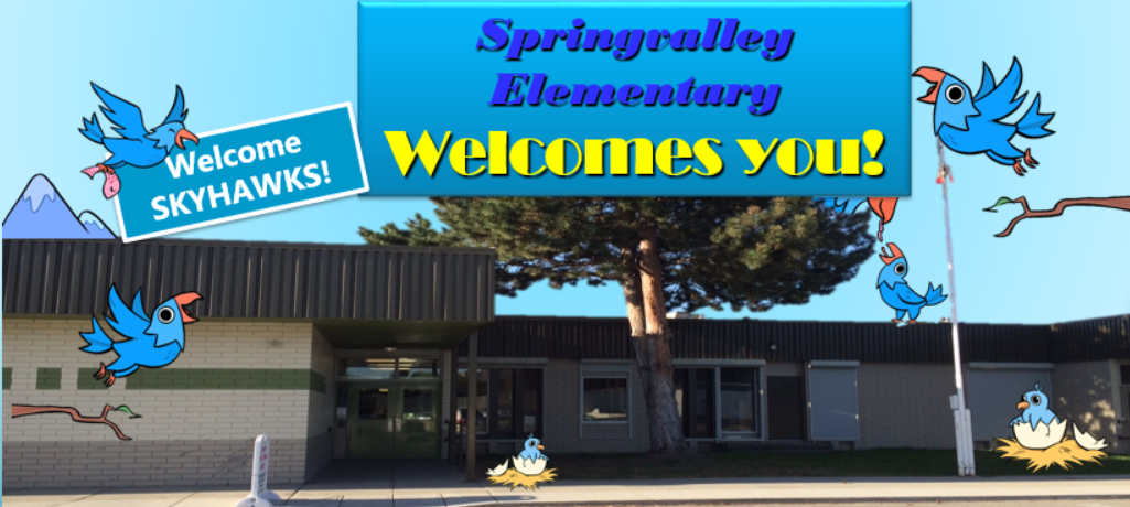 Welcome to Springvalley Elementary!